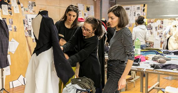 Co-design: rediscovering sustainable fashion